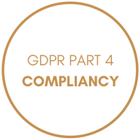 GDPR Part 4 - Compliancy