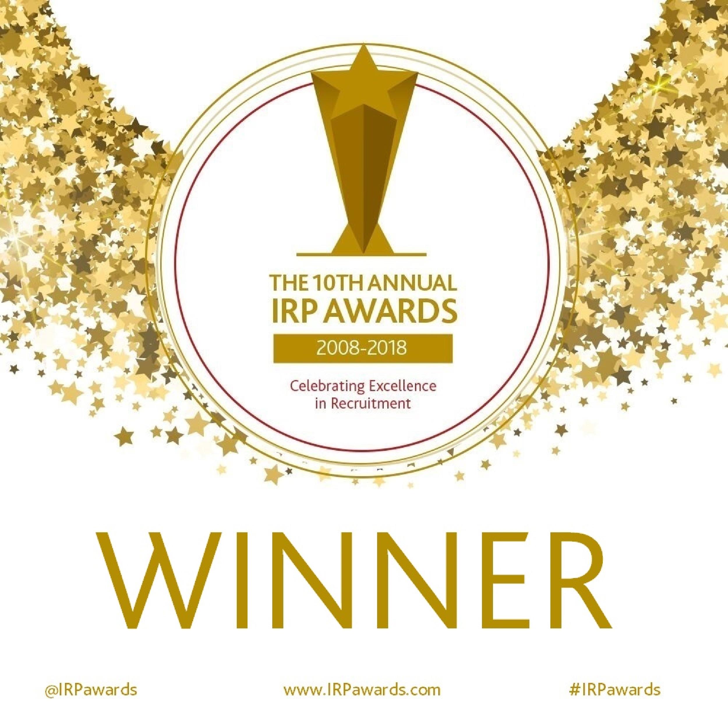 InfoSec IRP Award